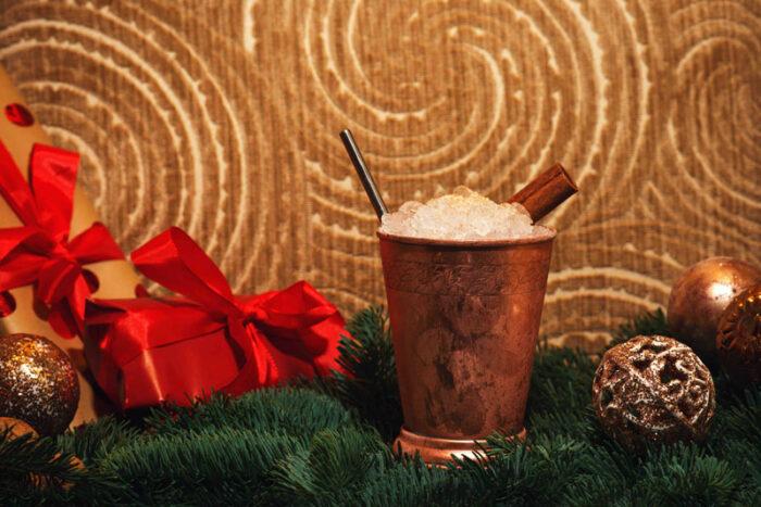 Goa Nisse är en isig drink med Zacapa 23.
