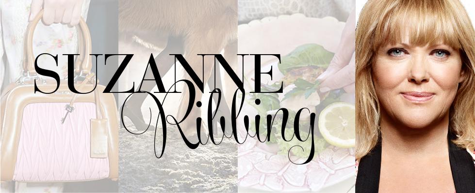 bild på Suzanne Ribbing
