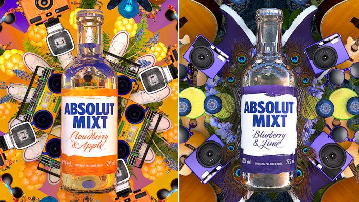 Absolut Vodka Mixt Ny Alkol 228 Sk Elle Mat Amp Vin