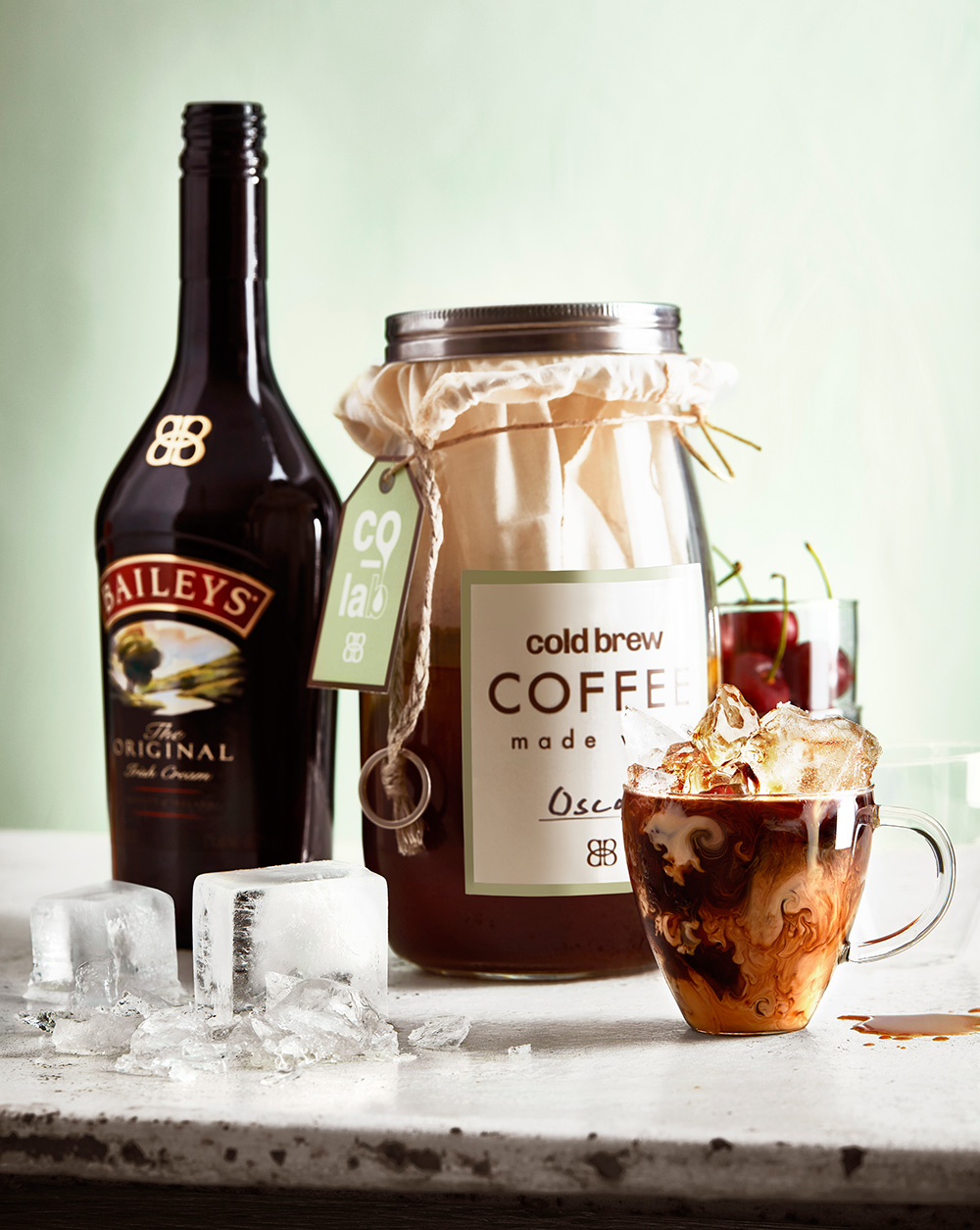 kaffe baileys recept