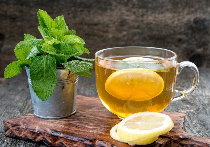 citronvatten recept