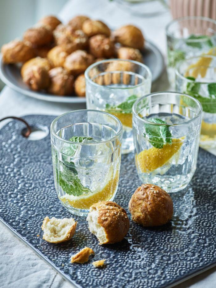 Maxad minibuffé för alla sommarens fester   ELLE mat & vin