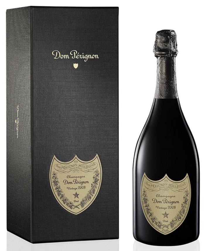 Dom Pérignon Vintage 2008.