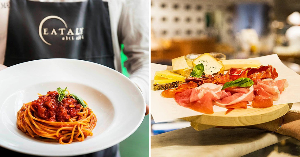 italiensk mat stockholm östermalm