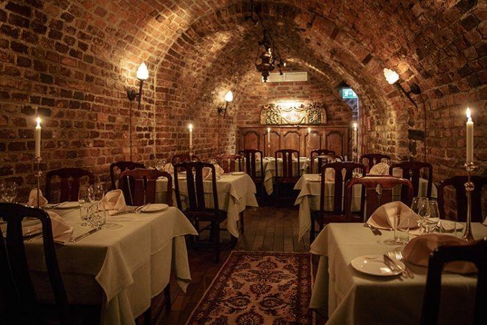 romantiska restauranger stockholm