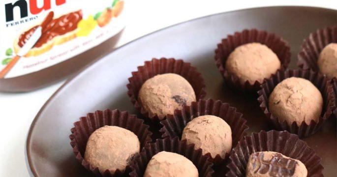 vit chokladtryffel med baileys
