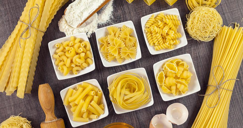 kokar man pasta med lock