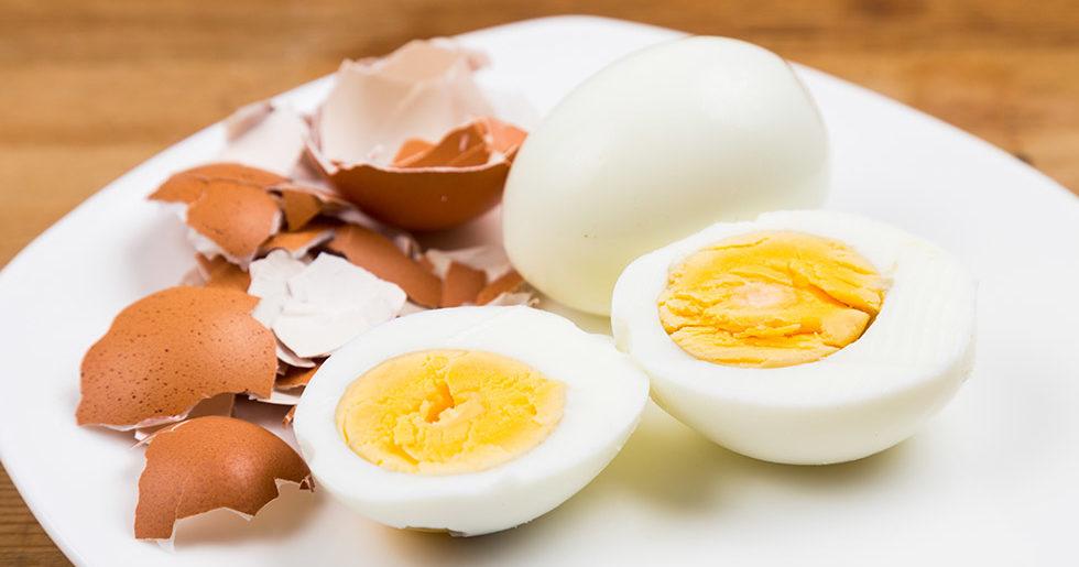 hårdkokt ägg tid