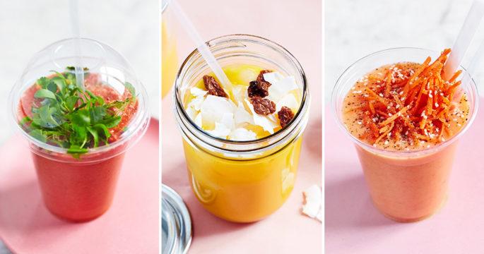 färskpressad juice recept