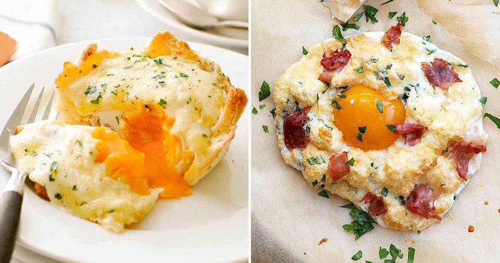 ägg recept middag