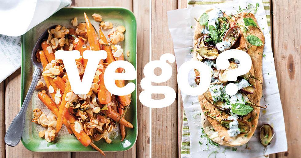 vad skiljer vegan och vegetarisk kost