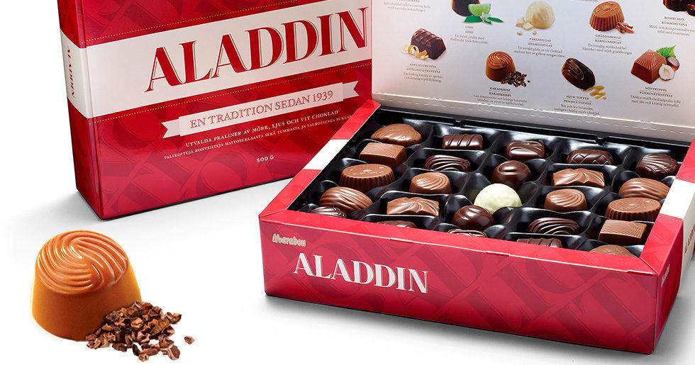 aladdin ask mörk choklad