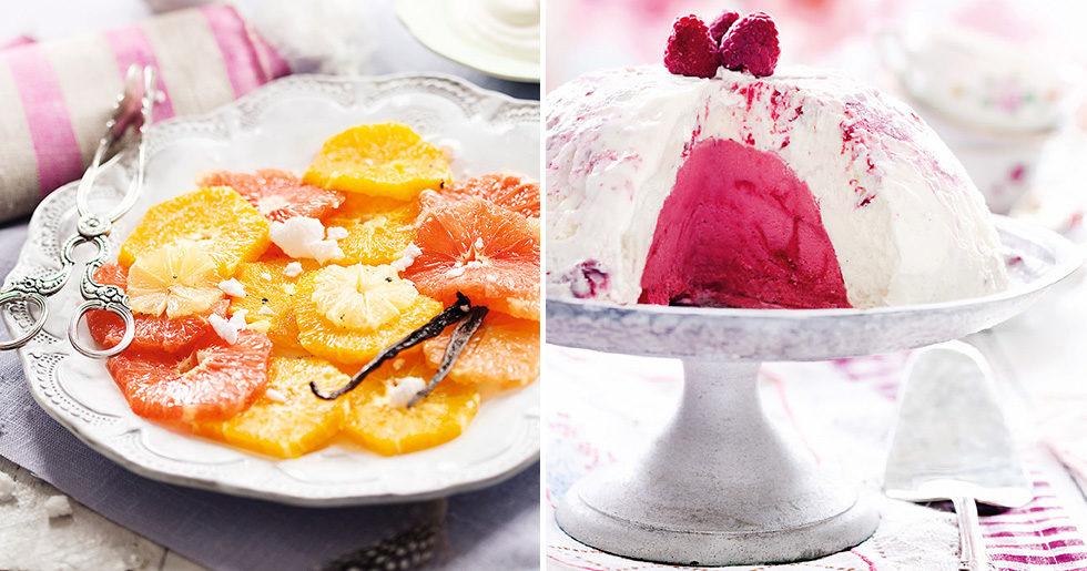 lätt dessert recept