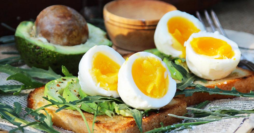 nyttigt med ägg