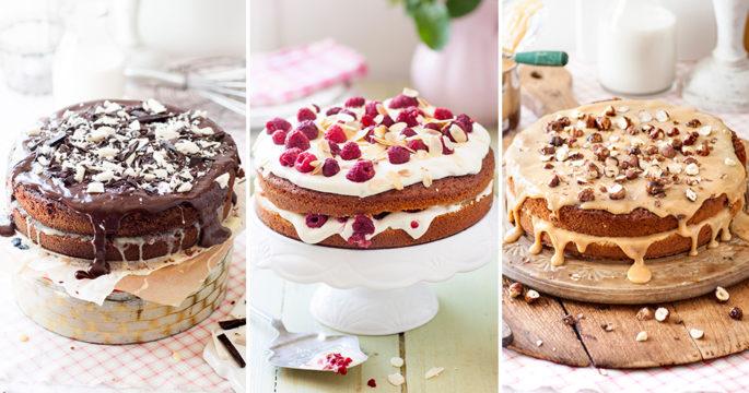 klassiska tårtor recept