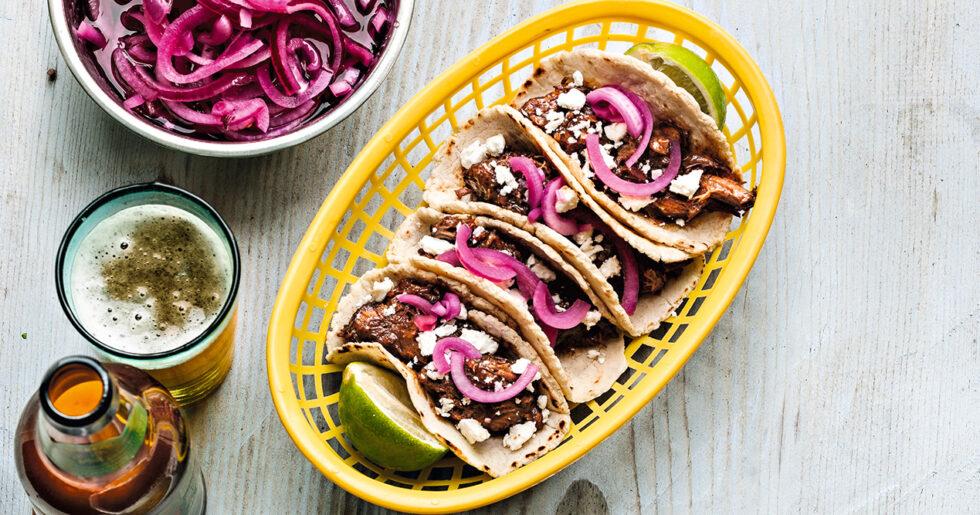 tacos på högrev