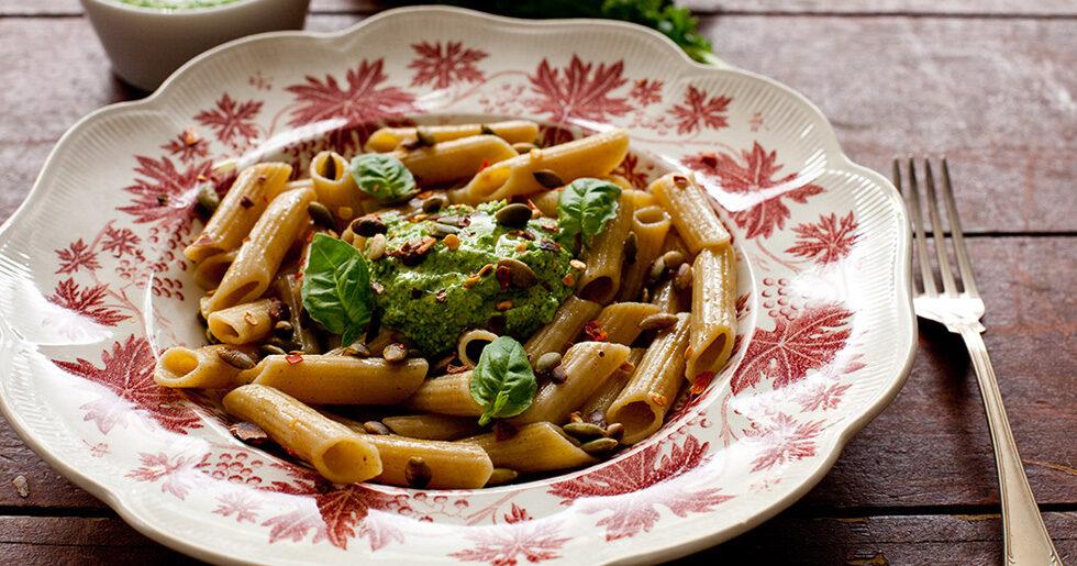 mat med broccoli