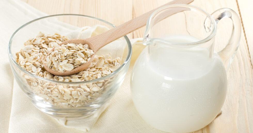 egen havremjölk recept