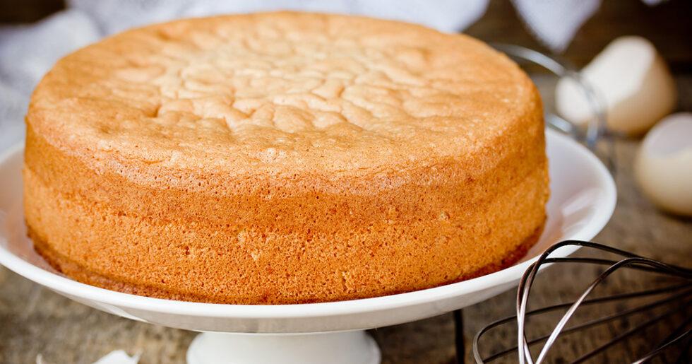 baka egen tårtbotten