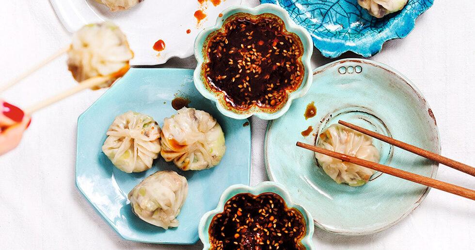 sås till dumplings