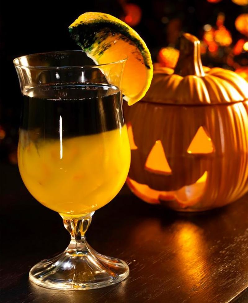 halloween drinkar