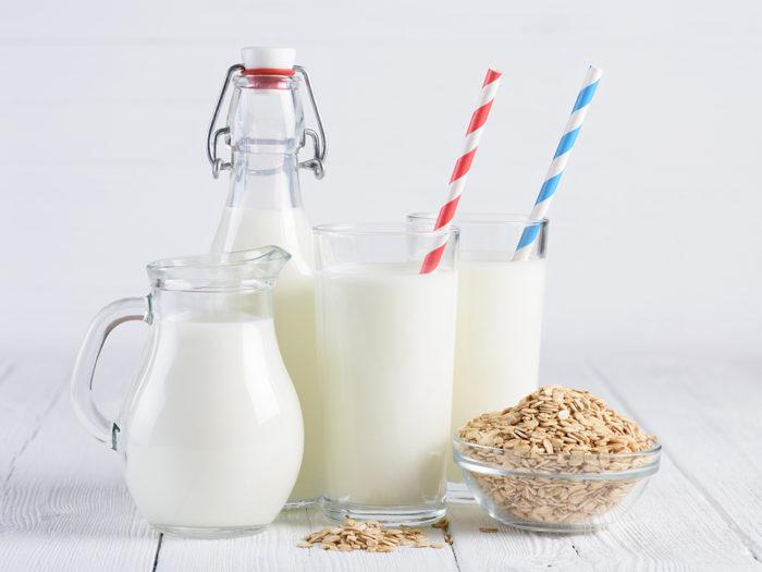 hur gör man havremjölk