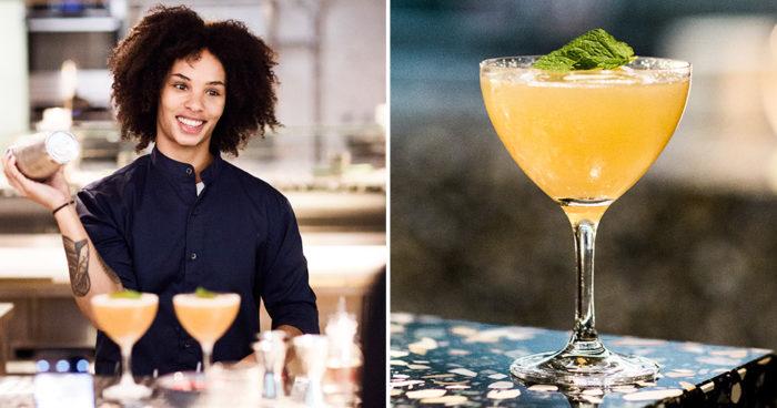 Josephine Sondlo tipsar om trendiga drinkar.