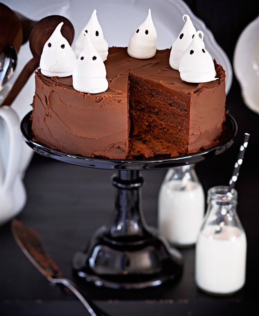Chokladtårta leila