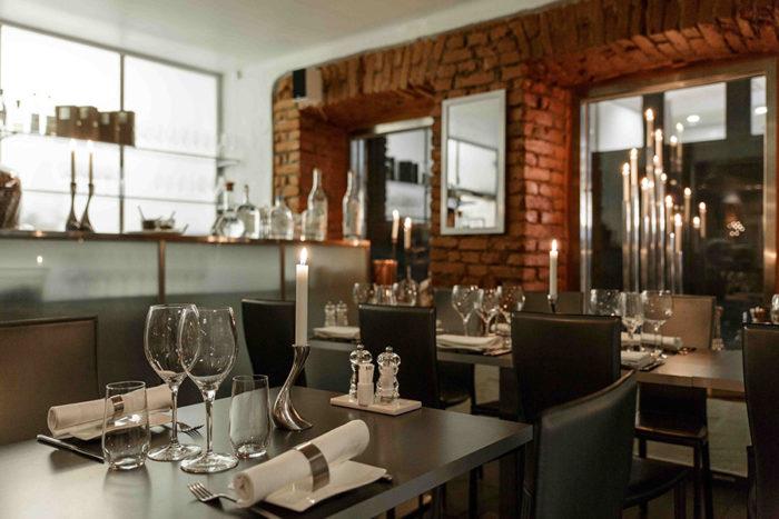 Mancini blev nyligen utsedd till Stockholms bästa italienare av restaurangguiden Gambero Rosso.