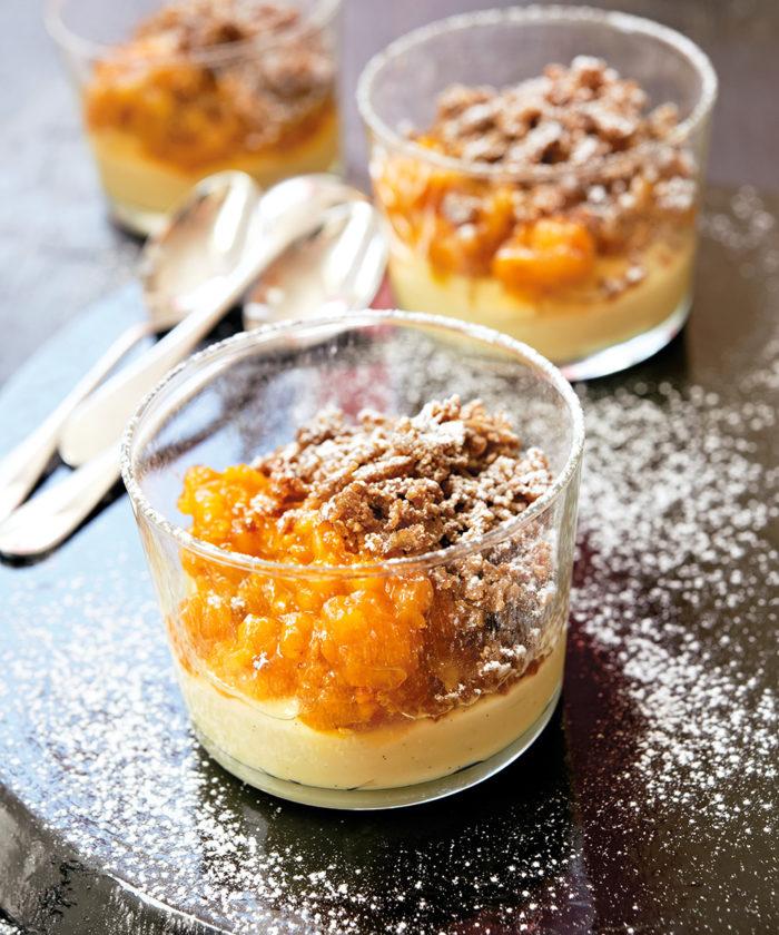 dessert till många