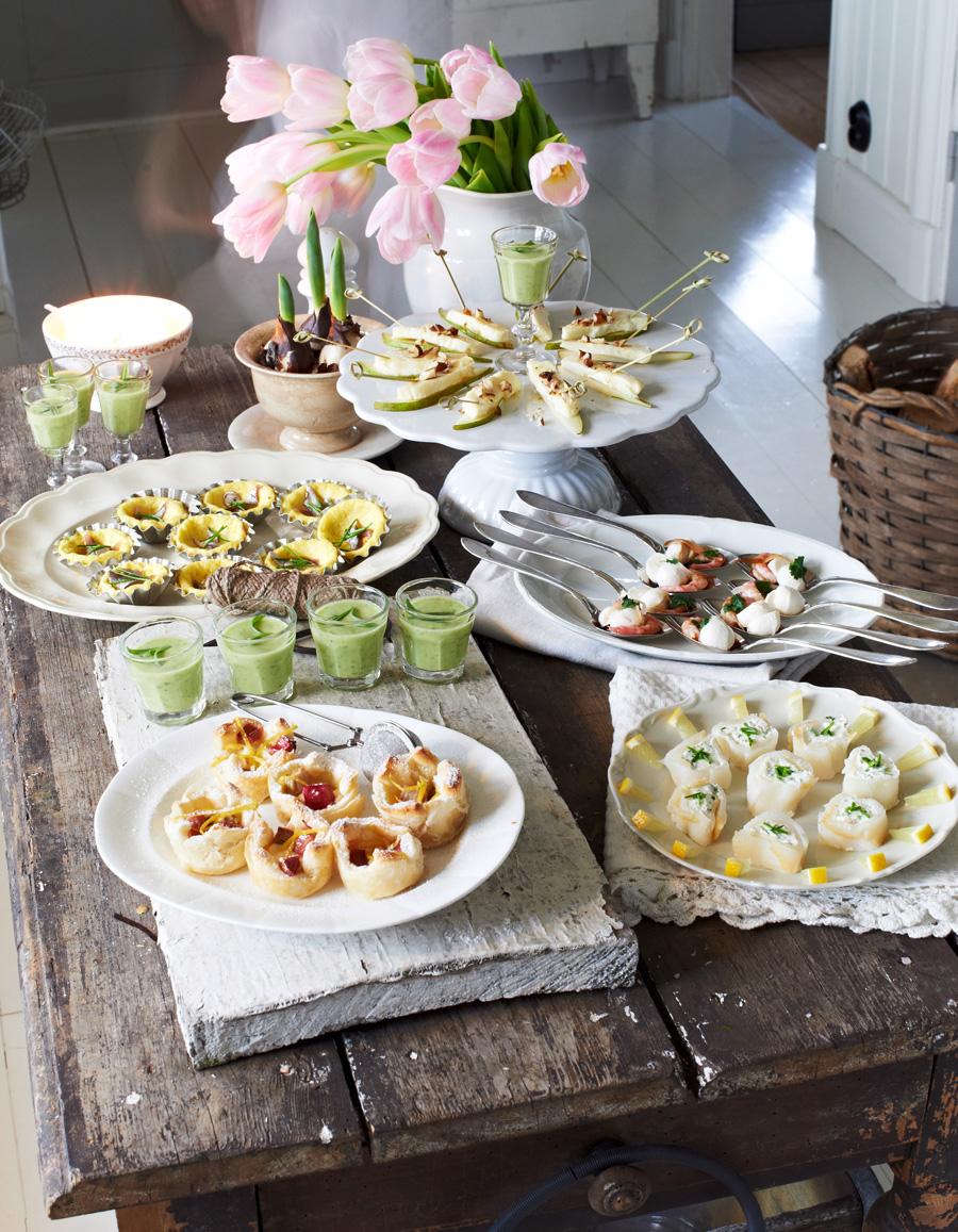 50 års buffe Planera fest   allt du behöver veta! | ELLE mat & vin 50 års buffe