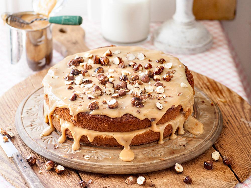 tårtbotten mandelmassa recept