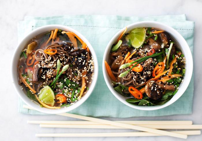 nyttig asiatisk mat