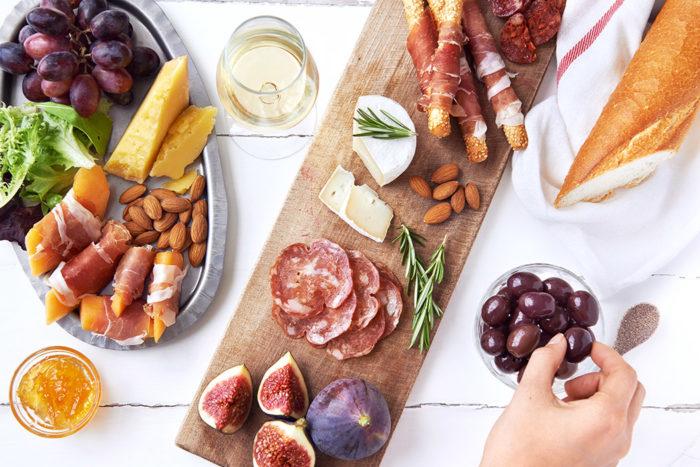 Goda och nyttiga livsmedel! Foto: Shutterstock