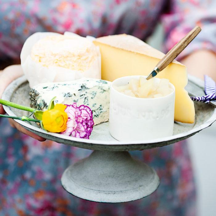 Den perfekta ostbrickan. Styling: Anna Wendt. Foto: Lisa Björner