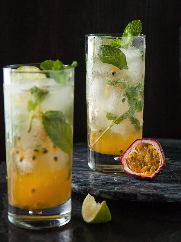 drink med mynta