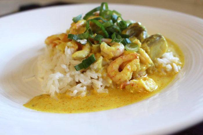 ris och torsk