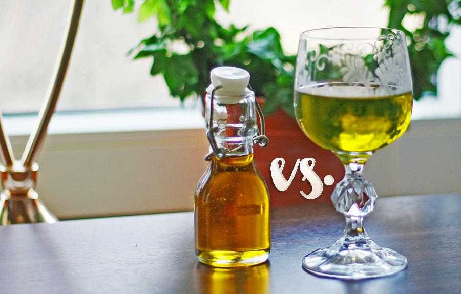 dricka olivolja varje dag