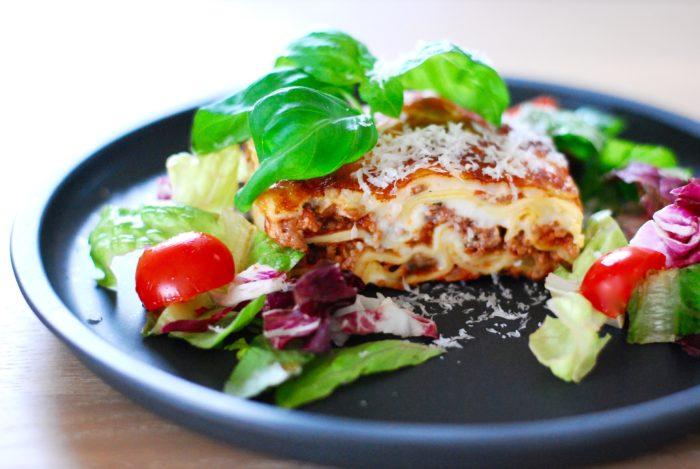 godaste lasagnen utan bechamel