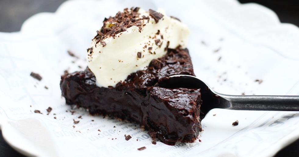 nyttiga brownies utan dadlar