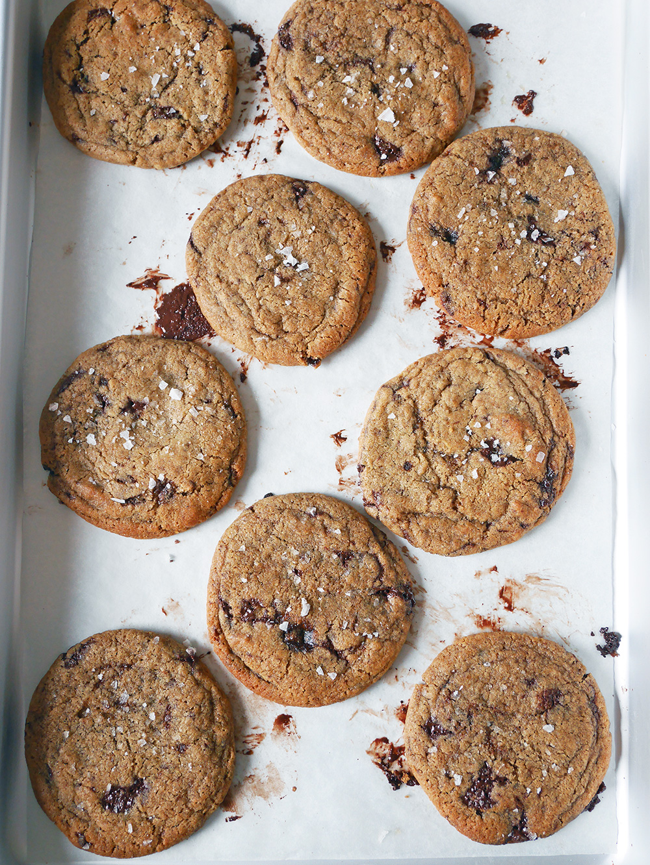 sega chocolate chip cookies recept
