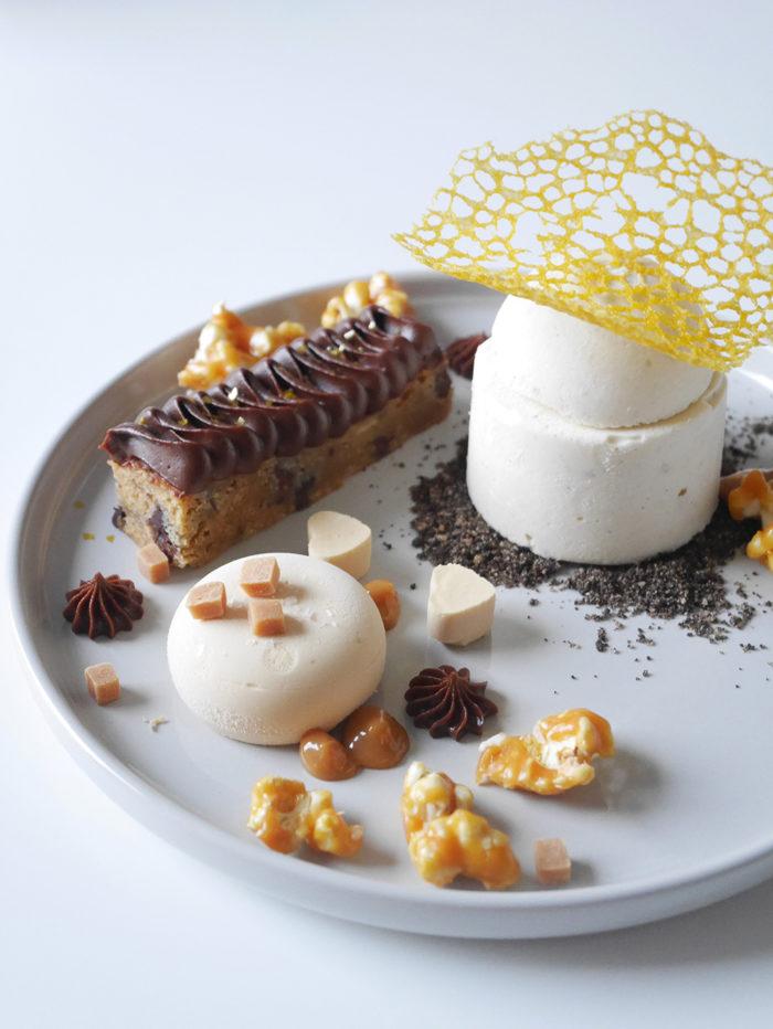 choklad dessert nyår
