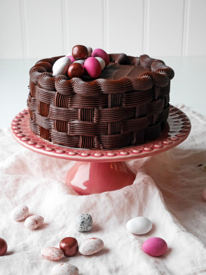 glutenfri chokladtårta recept