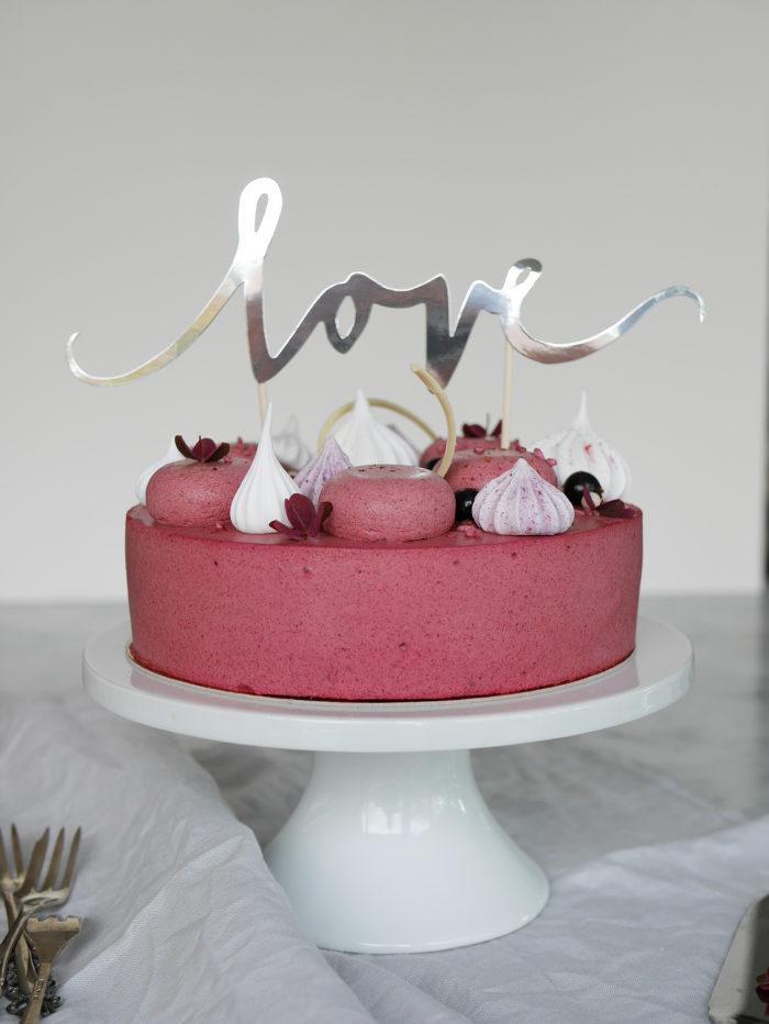 göra egen bröllopstårta