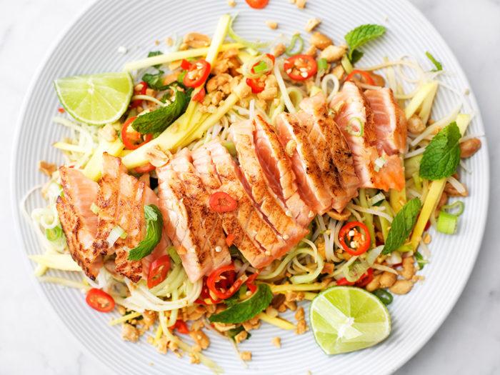 asiatisk mat recept