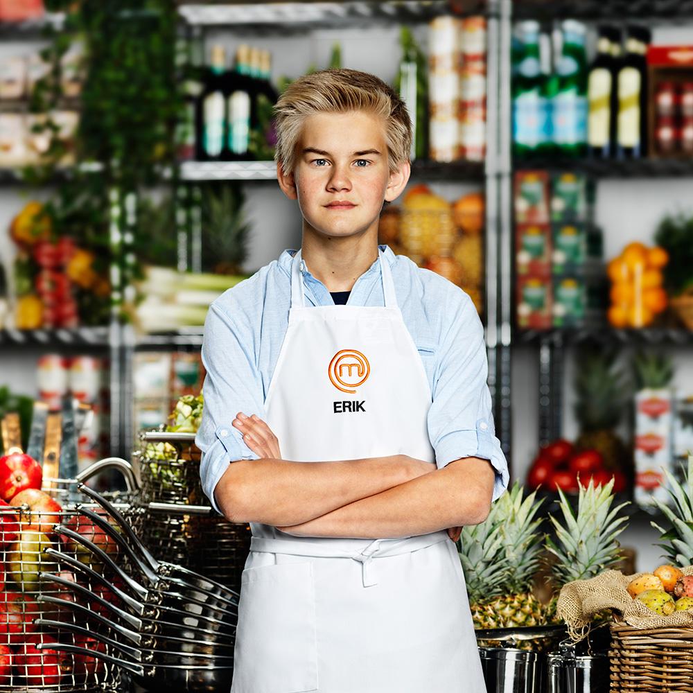sveriges yngsta mästerkock deltagare