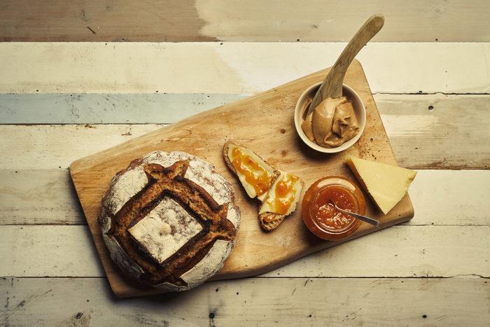 Testa whiskeysmöret tillsammans med ost och marmelad!