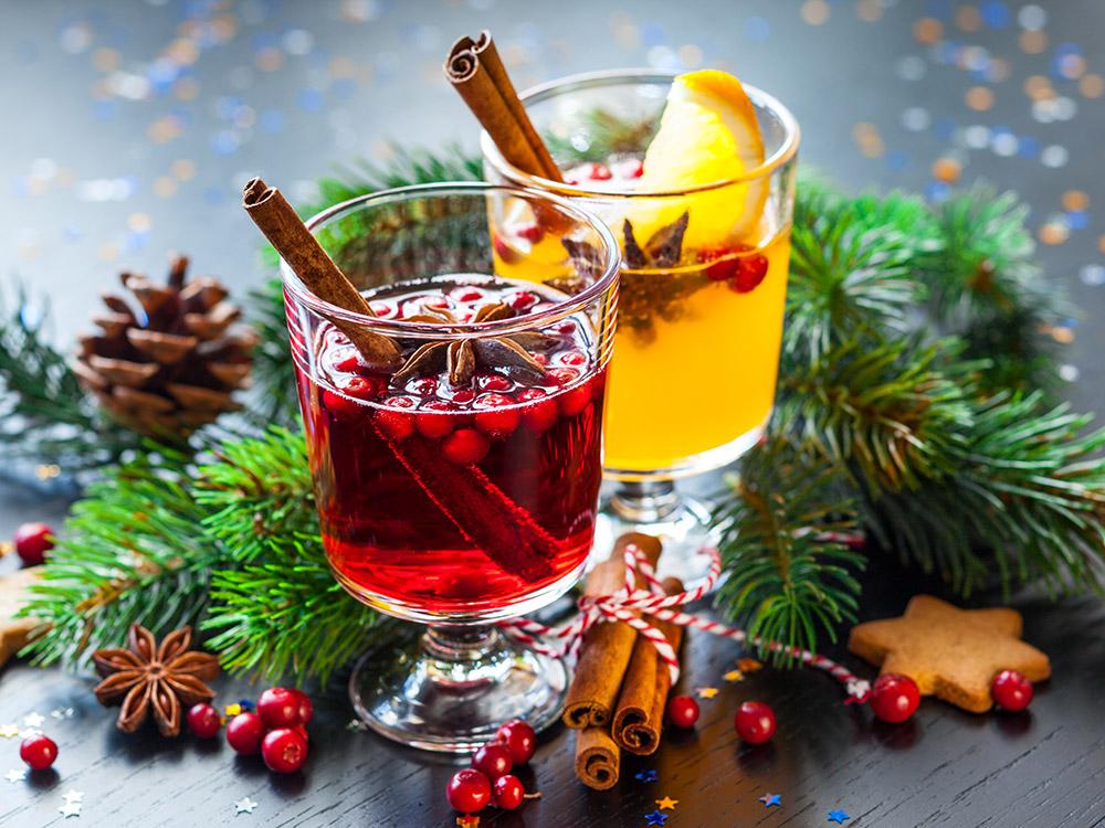My Christmas blog: Varma drycker