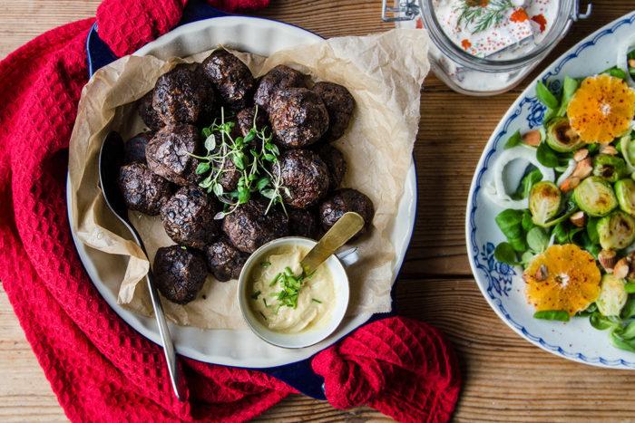 vegetarisk julmat recept