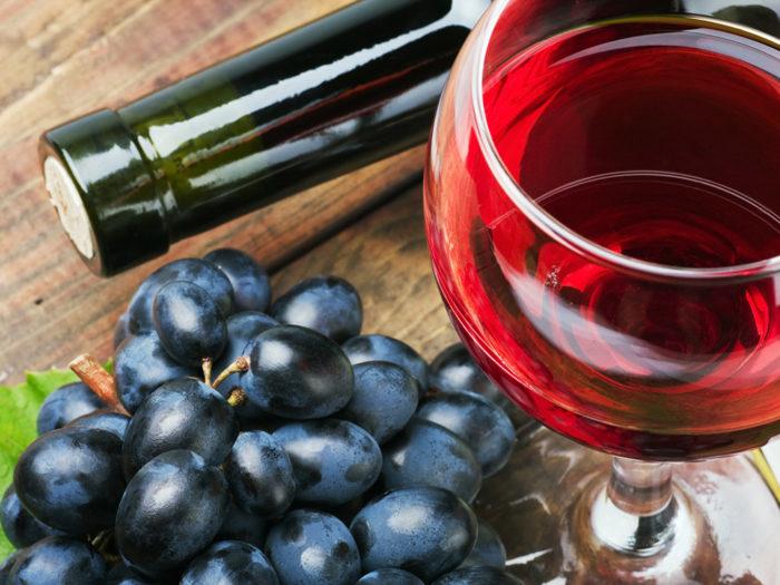 Vin har flera oväntade hälsofördelar! Foto: Shutterstock